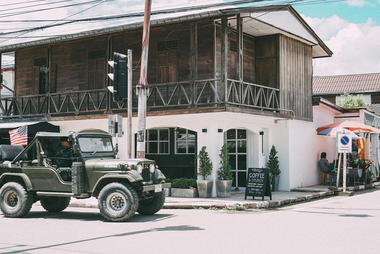 The Pedlar Cafe, Pai