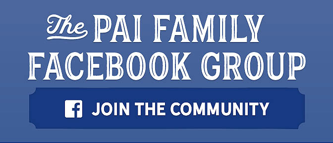 Pai Family Facebook Group