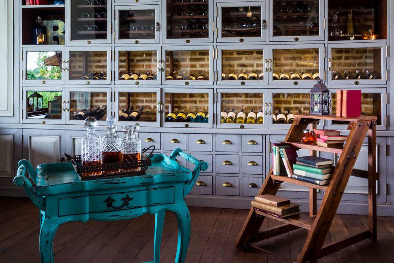 Silhouette Wine Bar, Pai, Thailand